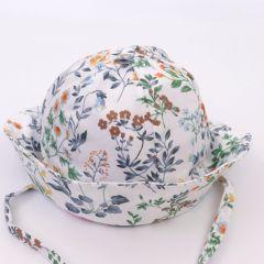 Стильна панама для дівчинки (квіти), Coolton