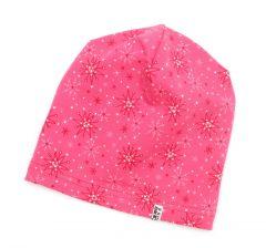 Трикотажная шапочка для девочки, 447