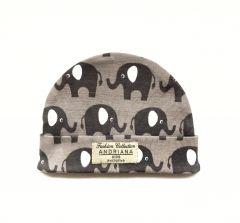 Дизайнерська трикотажна шапочка, Ш-89