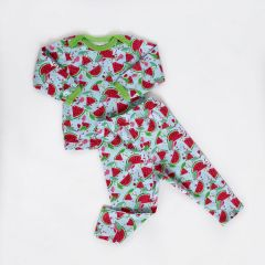 Трикотажна піжама для дитини (кавуни), Coolton
