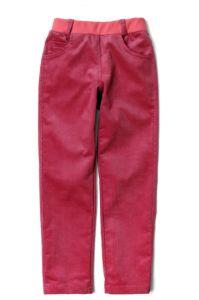 Вельветові штани для дівчинки, 10896