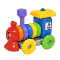 """Розвиваюча іграшка """"Funny train"""" 14 ел., Tigres 39757"""