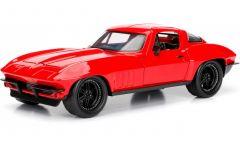 """Машинка металева  Chevrolet Corvette 1966 """"Форсаж"""" 1:24, Jada Toys 253203010"""