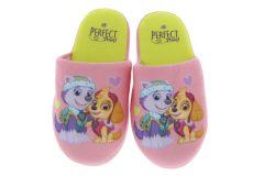 """Тапочки для дівчинки """"Paw Patrol"""" рожеві, K1PP33_%/C/Z"""