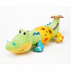 """М'яка іграшка крокодил """"Бенді"""" Balibazoo 80196"""