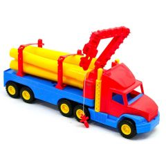 Будівельний автомобіль WADER Super Truck  36540