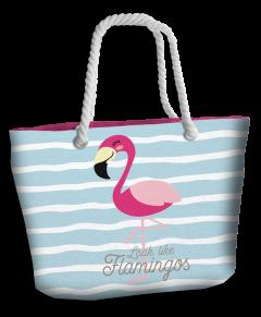 "Пляжна сумка ""Flamingo"", kl10029"