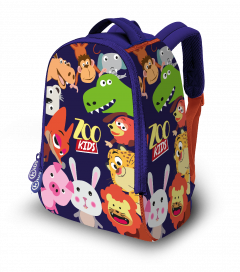 "Дитячий рюкзак ""Zoo"" Kids, kl10239"