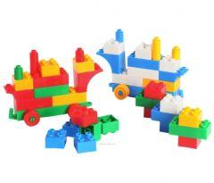 Дитячий конструктор 50 ел., Tigres 39094