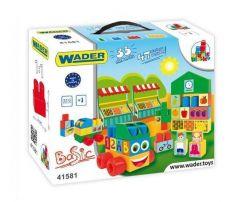 Набор конструктора Middle Blocks WADER 41581