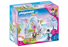 """Ігровий набір """"Кришталеві ворота в світ зими"""", Playmobil 9471"""