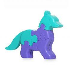 "Розвиваюча іграшка 3D пазли ""Лисичка"", Tigres 39385"