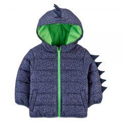 Куртка з флісовою підкладкою для хлопчика
