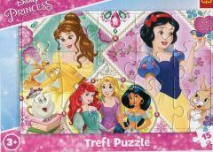 """Пазли рамкові """"Чарівні принцеси"""", Trefl 31352"""
