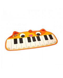 Музичний килимок-піаніно - Мяуфон, Battat LB1893Z