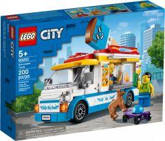 """Конструктор """"Фургон із морозивом"""", LEGO®City 60253"""