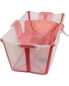Гамак для купання дітей (0-6 міс.), Lindo P-271 (рожевий)