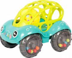 Іграшка-брязкальце, Авто, бірюзова Lindo Б 339