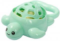 "Іграшка-брязкальце ""Черепашка"" (зелена), Lindo Б 331"