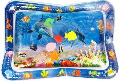 Розвиваючий ігровий килимок з водою, Lindo F 2010