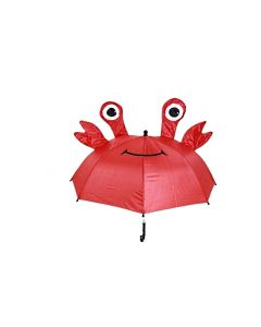 """Дитяча парасоля з 3D вушками """"Краб"""""""