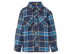 Фланелевая рубашка для ребенка від Lupilu