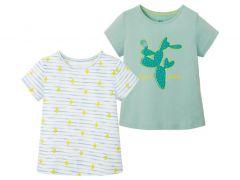 Набір футболок для дівчинки (2шт.)