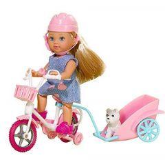Лялька Еві на велосипеді (в сарафані), Evi Love105730783