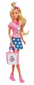 """Лялька Штеффі Hello Kitty """"Літня прогулянка"""", Steffi Love 109283013"""