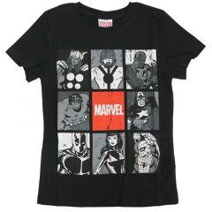 "Трикотажна футболка ""Avengers"", AV 52 02 323 (чорна)"