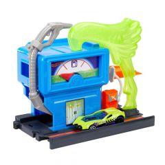 """Ігровий набір """"Заправка з токсичним паливом"""", Hot Wheels FMY95/GVN71"""