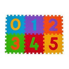 Пазли-килимок м'які (цифри), BabyOno 275