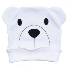 Трикотажная шапочка для малыша (мишка), Minikin 207503