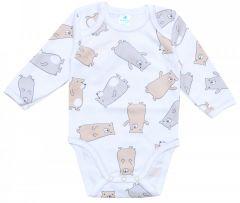 Трикотажне боді для дитини (ведмедики), Minikin 207103