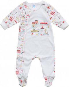 Трикотажний чоловічок для дитини (машинка), MINIKIN 205703