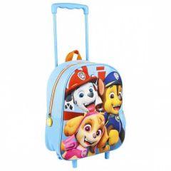 """Дитяча валіза з 3D зображенням """"Paw Patrol"""",2100003098"""