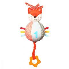"""Музична іграшка-підвіска """"FOX VINCENT"""", BabyOno 1167"""