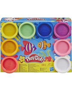 Набір пластиліну (8 баночок) Play Doh E5062/E5044