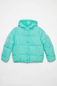 Утеплена куртка для дівчинки, Reporter 203-0882G-03-540-1