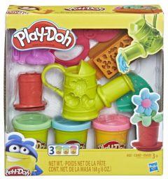 """Ігровий набір для ліплення """"Веселий Сад"""" Play-Doh, E3342 / E3564 / 6333924"""