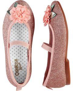 Туфельки-балетки для дівчинки