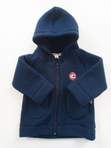 Вовняна курточка-худі для дитини, M161408 Mokkibym