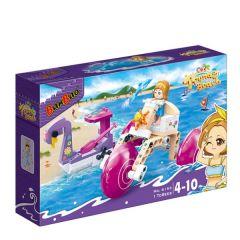 """Конструктор """"Модний пляж/ігри на воді"""", Banbao 6155"""