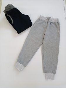 Спортивные штанишки для ребенка 1шт.(серые), 11610 Mokkibym