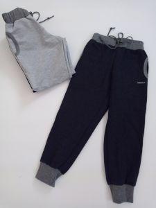 Спортивні штанята для дитини (1шт.,темно-сині), 11612 Mokkibym
