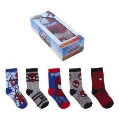"""Набір шкарпеток """"Spider-Man"""" (5 пар), 2200007418"""
