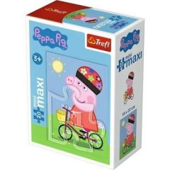 "Міні-максі пазли ""PEPPA PIG"" Trefl 21002"