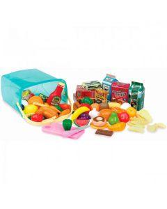 Ігровий набір - Кошик з продуктами, Battat PC2210Z