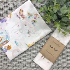 Бязевая пеленка (сказочные принцессы) Маленькая Соня 466789