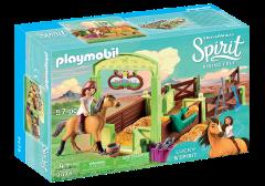 """Ігровий набір """"Кінський загін Лаки і Спіріт"""", Playmobil 9478"""